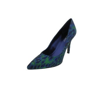 Nine West Womens Flax Pumps Pointed-Toe