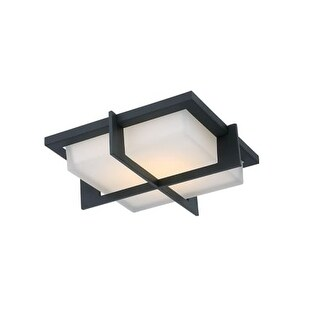 """Modern Forms FM-4712 Razor 1 Light 12"""" Wide LED Flush Mount Ceiling Fixture - 11.75 Inches Wide"""