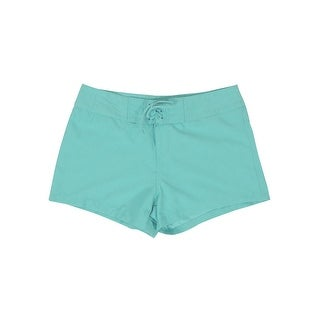 Island Escape Women's Tie-Front Island Board Short