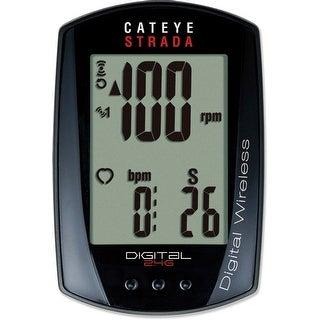 CatEye Strada Double Digital Wireless Cycling Computer - CC-RD410DW
