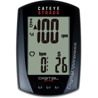 CatEye Strada Double Digital Wireless Cycling Computer - CC-RD410DW