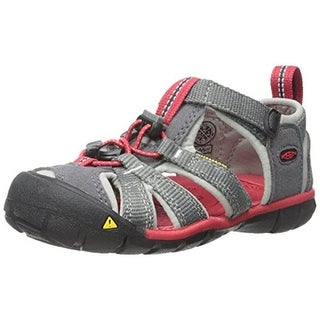 Keen Boys Colorblock Sport Sandals - 4 medium (d)