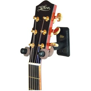 Guitar Hanger Metal Black
