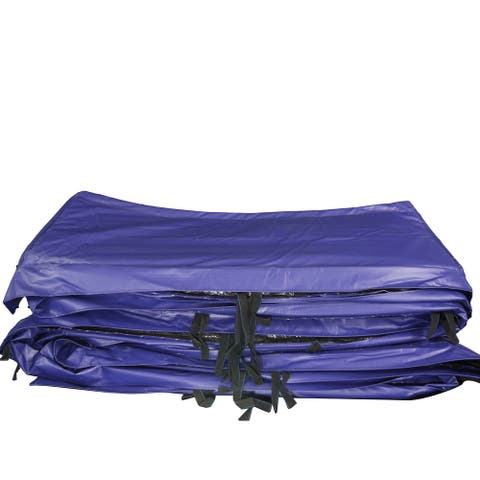 Skywalker Trampolines 17 ft Oval Replacement Spring Pad - Blue