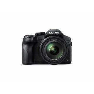 Panasonic DMC-FZ300K Digital Camera (Black)