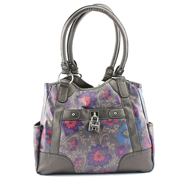 Rosetti Finders Keeper Four Poster Women   Synthetic Multi Color Satchel - multi-color