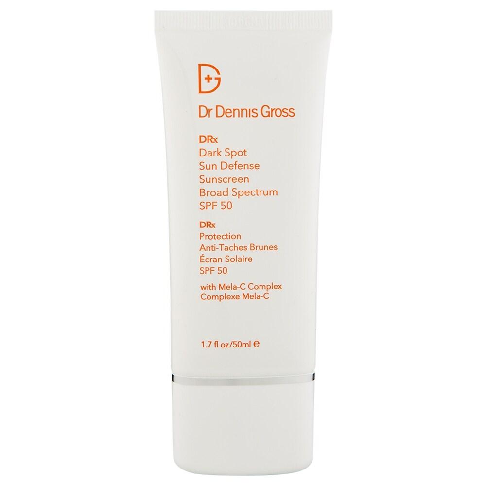 Dr. Dennis Gross Dark Spot Sun Defense SPF 50 1.7 oz / 50 ml (White - Body Sunscreen)