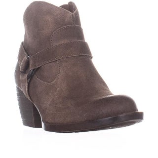 Born Carmel Harness Western Ankle Boots