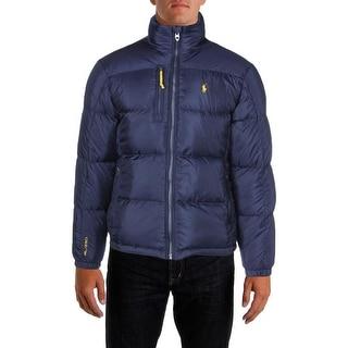 Polo Ralph Lauren Mens 285 Trek Quilted Puffer Jacket - S