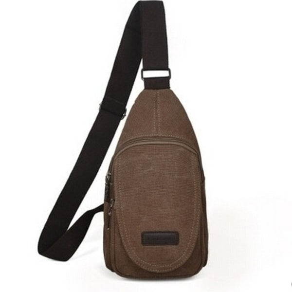 61bc87e5cda4 Fashion style Leisure bag Canvas inclined shoulder bag Single shoulder bag  XX.MCSD Travel bag. Click to Zoom