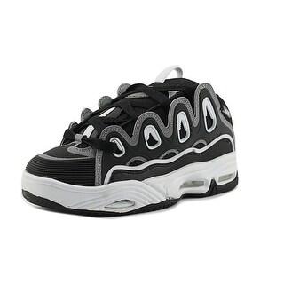 Osiris D3 2001 Men Round Toe Synthetic Black Skate Shoe