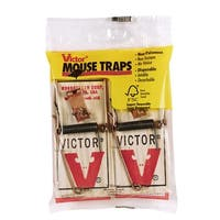 Victor M150 Mouse Trap Pk/2