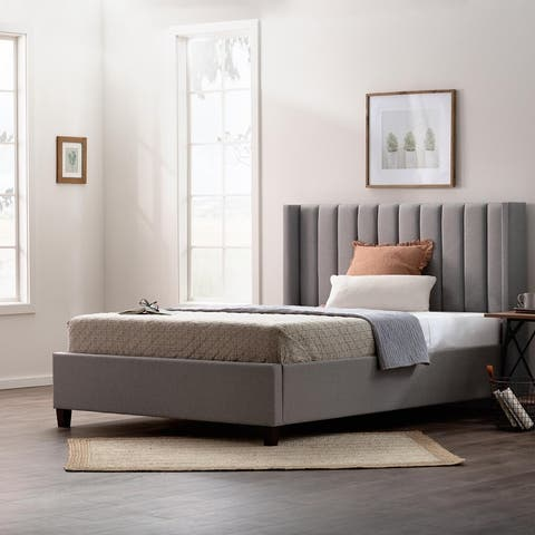 Brookside Adele Vertical Upholstered Bed