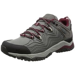 Keen Womens Aphlex Hiking, Trail Shoes Waterproof Mesh