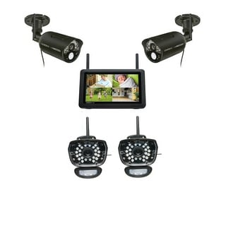 """Uniden UDR777HD Kit 7"""" HD Touchscreen Video Surveillance System w/ Live Video on Your Smartphone/ PC"""