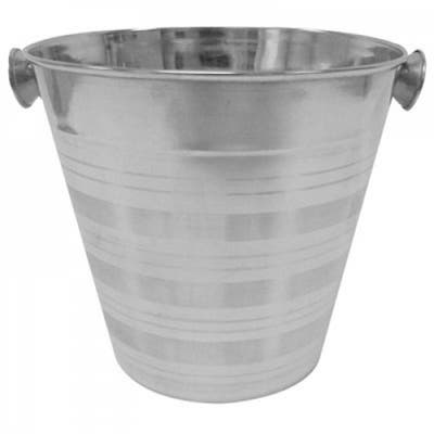 Pride Ice Bucket with Knot 5.5 Inches Stainless Steel-1L-5S4S-7M6D
