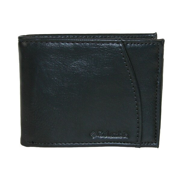Columbia Men's Extra Capacity Slimfold Bifold Wallet - one size