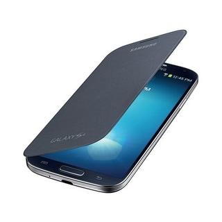 Original Samsung Flip Cover for Samsung Galaxy S4 (Blue)