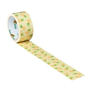 Pineapple Delight Duck brand Duct Tape 1.88 inch x 10 yards