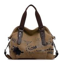 Canvas Women Messenger Bags