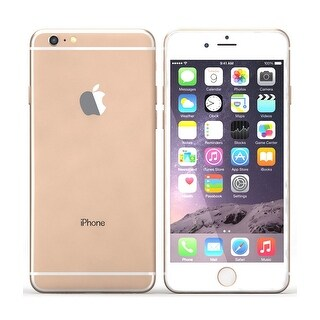 Apple iPhone 6 Plus Cell Phone - GSMUnlocked (Certified Refurbished)
