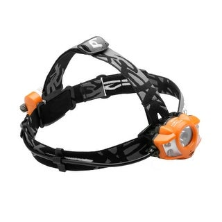 Princeton Tec Apex Pro 350 Lumen LED Headlamp - Orange Apex Pro LED Headlamp - Black