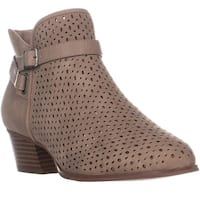 GB35 Dorii2 Ankle Boots, Taupe Perf - 8 us