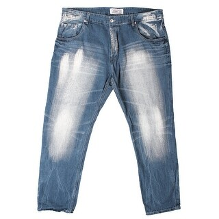 Parish Nation BIG MEN'S Button-Fly 5-Pocket Jeans