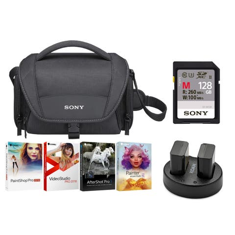 Sony Trade Up Trade In 2019 NP-FW50 Bonus Kit