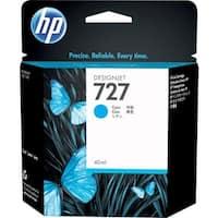 HP 727 300-ml Magenta DesignJet Ink Cartridge (F9J76A)(Single Pack)