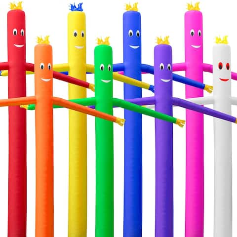 Cloud 9 Air Inflatable Dancer Tube Puppet, 20 ft. Tall - Multiple Colors Available (Blower Not Included)