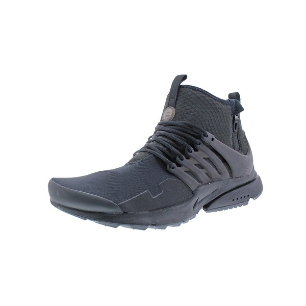 Nike Mens Air Presto Mid Utility Athletic Shoes Mid Top Training