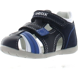Geox Boys B Kaytan Little Boy Closed Toe Casual Fisherman Sandals