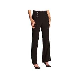 Calvin Klein Womens Dress Pants Embellished Formal