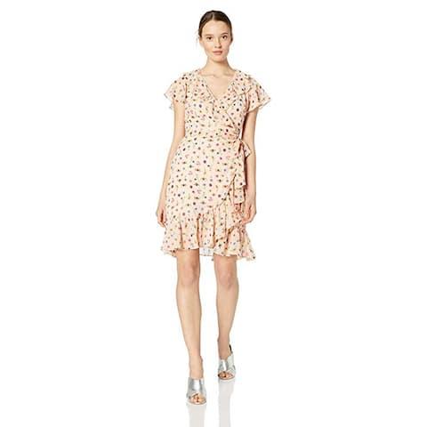 Betsey Johnson Women's Wrap Dress