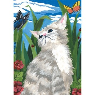 """Junior Small Paint By Number Kit 8.75""""X11.75"""" 3/Pkg-Cats"""