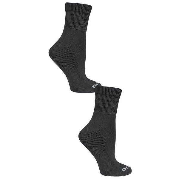 Dr. Scholl's Women's Advanced Ankle Socks - Anti-Microbial Socks (2 Pairs)