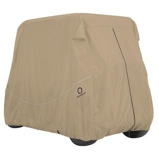 Fairway Golf Cart Quick-Fit Cover Short Roof - Khaki - 40-040-335801-00