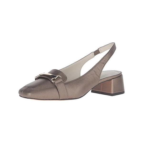 Anne Klein Womens Abbie Pumps