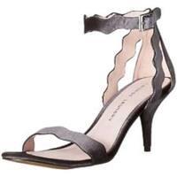 Chinese Laundry Womens Rosie Rich Velvet Velvet Open Toe Ankle Strap Classic ...