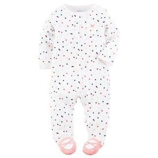 Carter's Baby Girls' Carter's Baby Girls' Interlock 115g218, 9 Months