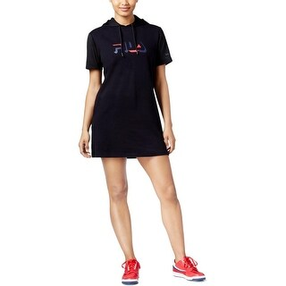 Fila Womens Dress Hooded Logo