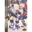 Eric LaCroix Los Angeles Kings 1995 Upper Deck Autographed Card This item comes with a certificate