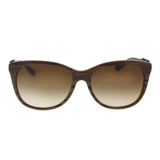 DKNY DY4126 366713 Brown Cat Eye Sunglasses - 57-17-140