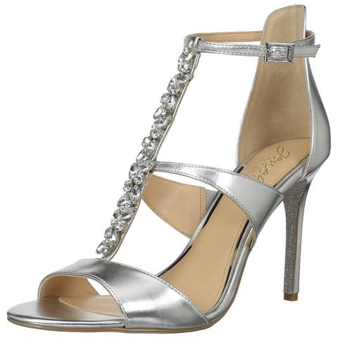 Badgley Mischka Women's Mica Heeled Sandal