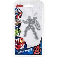 Marvel Avengers Die Set-Captain America
