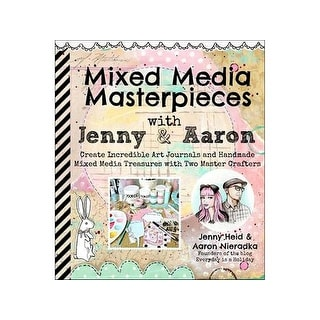 Page Street Publishing Mixed Media Masterpieces Bk