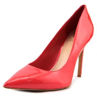 Vince Camuto Norida Pointed Toe Synthetic Heels
