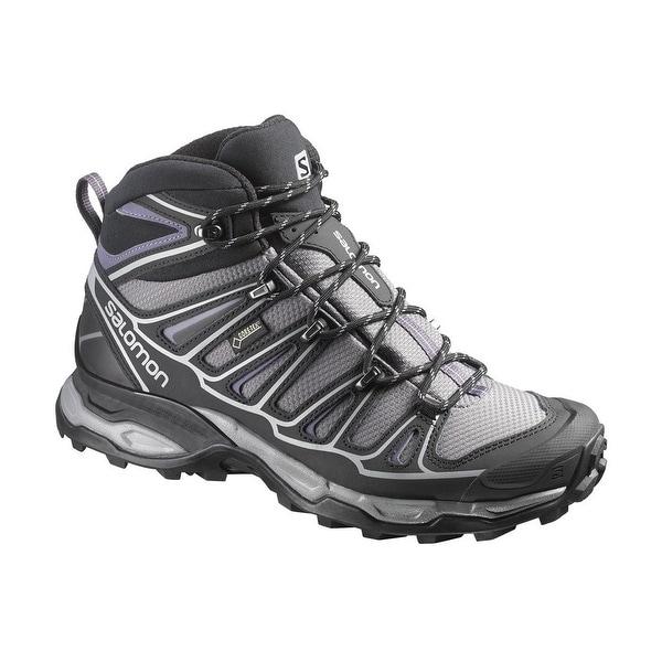 Salomon Women's X-Ultra Mid 2 GTX Hiking Shoes, Waterproof Gortex