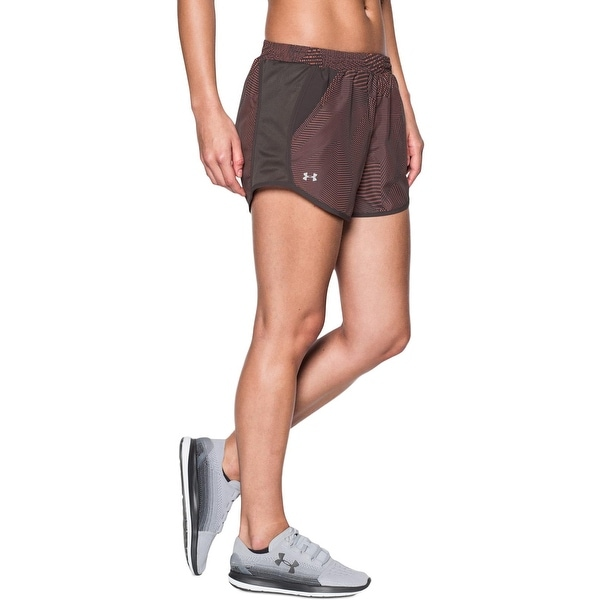 e59fcd756226 Shop Under Armour Womens Fly By Shorts Running Fitness - Free ...